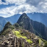 Machu Picchu, Peru expedition overlooking the ancient city from the sun gate inca trail